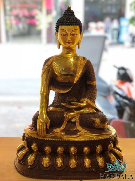 Tôn tượng bổn sư hàng nepal 50cm