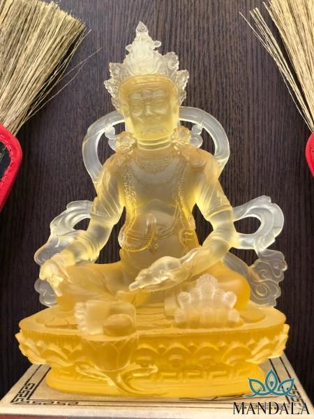 Tôn Tượng Dzambala - Hoàng Thần Tài 18cm