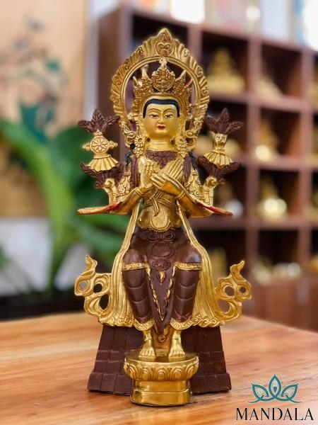 Tôn tượng Di Lặc Phật 33cm