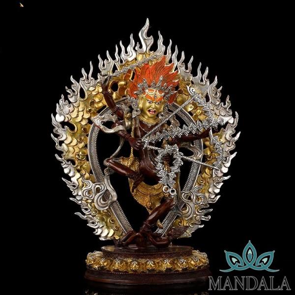 Tôn tượng Kurukule 30cm