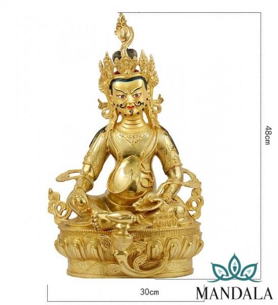 Tôn tượng Hoàng Thần Tài 48cm
